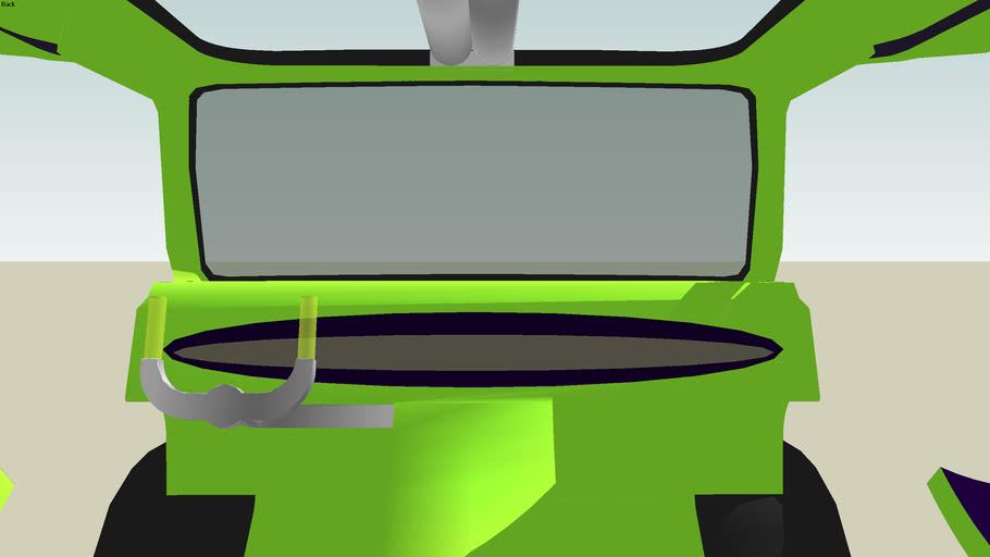 Dodge Extreme custom van