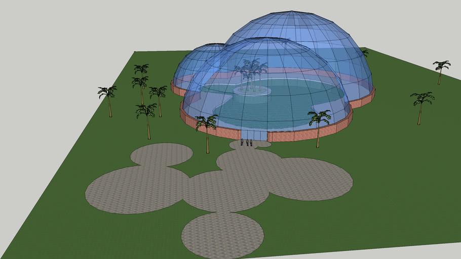 Dome Swimming Pool