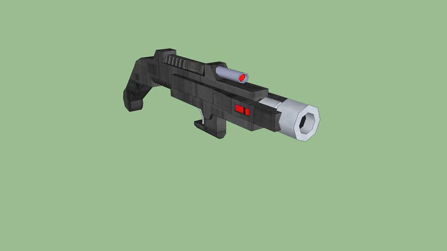 Arachnitech PM-01 Seizure Gun