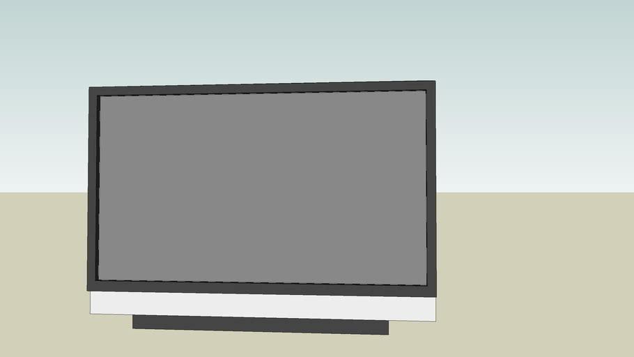 "Sony SXRD 55"" Rear Projection HDTV"