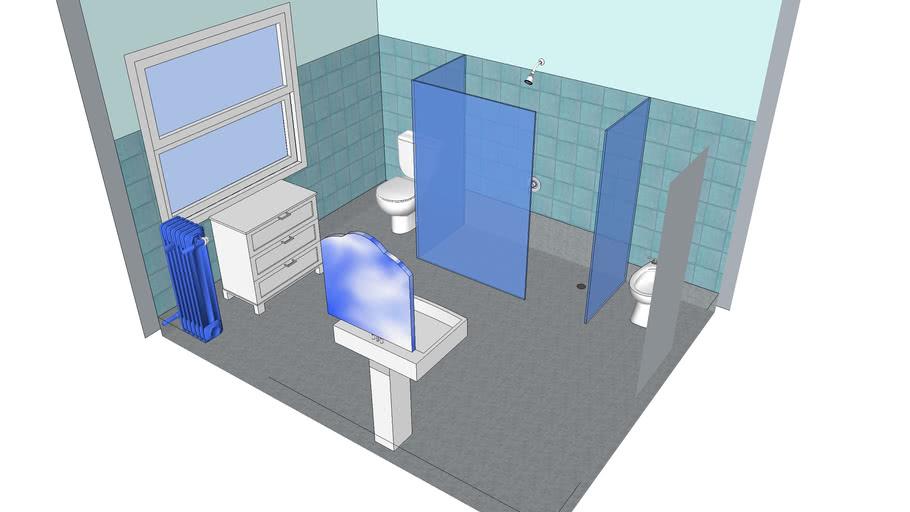 Cuarto de baño | 3D Warehouse