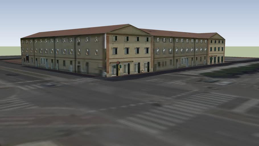 Edificio Viale Repubblica 14 Paderno Dugnano