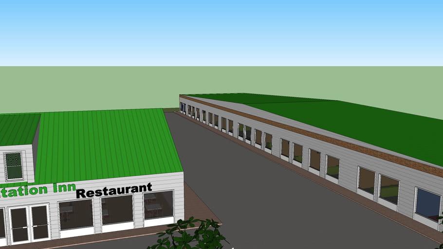 Plantation Inn (Furbished!)