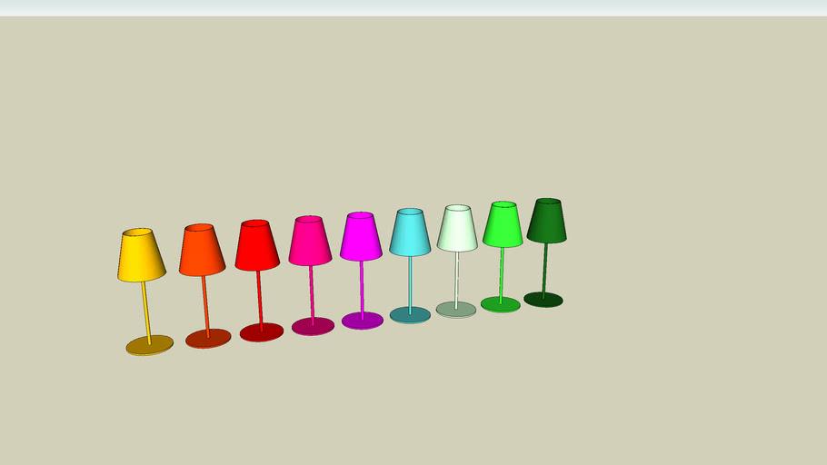 Luminária Piccolo R Lumini
