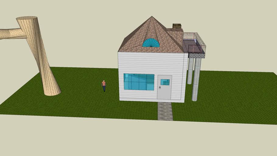 A House 2!