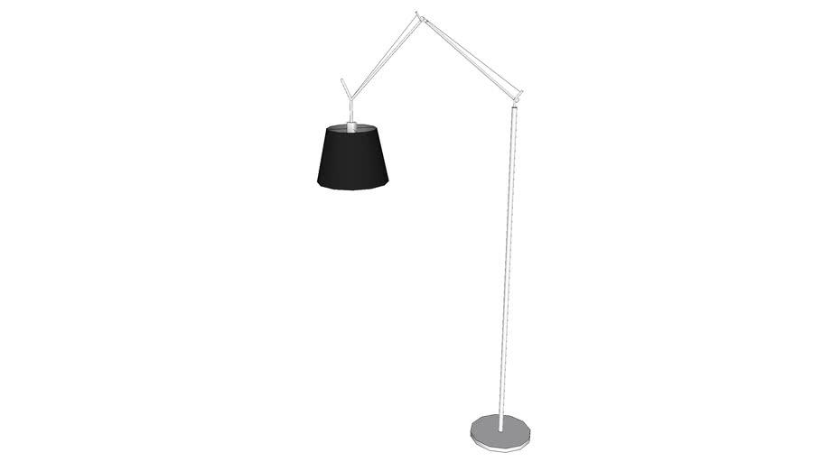 Luminária de pé