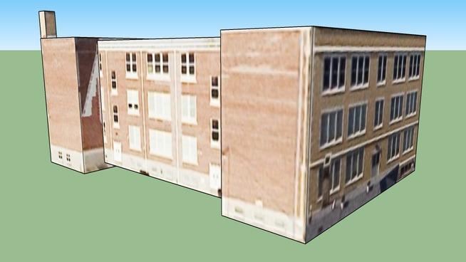 Construção em Memphis, TN, USA