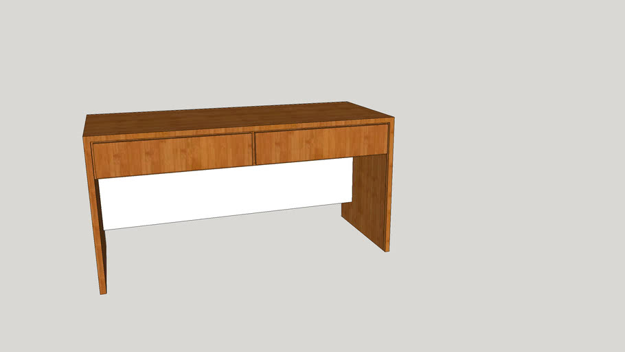 MaryK8 front drawer table