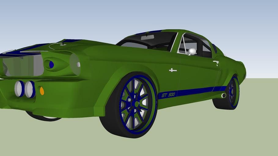 CUSTOM ELEANOR GT500
