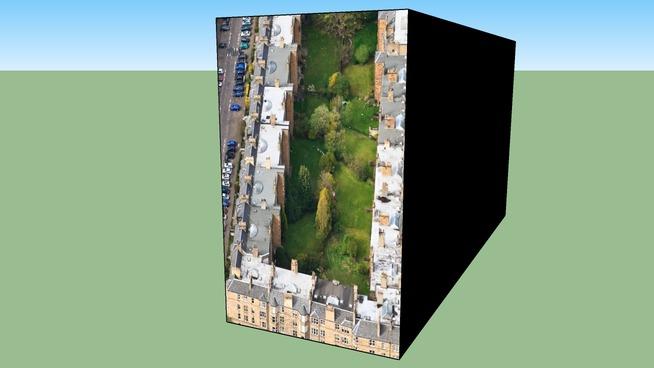 Building in Edinburgh, City of Edinburgh, UK