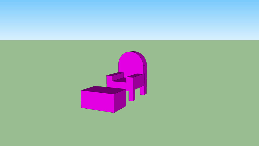 Madilyn S 2012 Chair