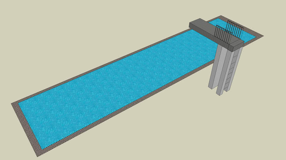 Swimming Pool By R&J Models