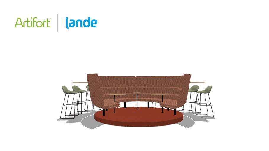 Artifort Lande Setting   Brainstorm 03