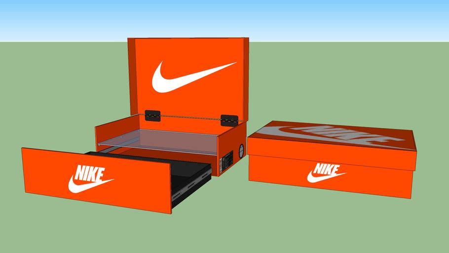 Nike Shoe Box Storage 3d Warehouse, Shoe Box Storage