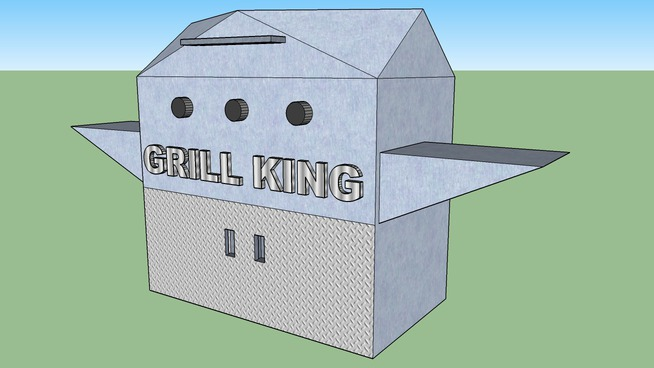 GRILL KING