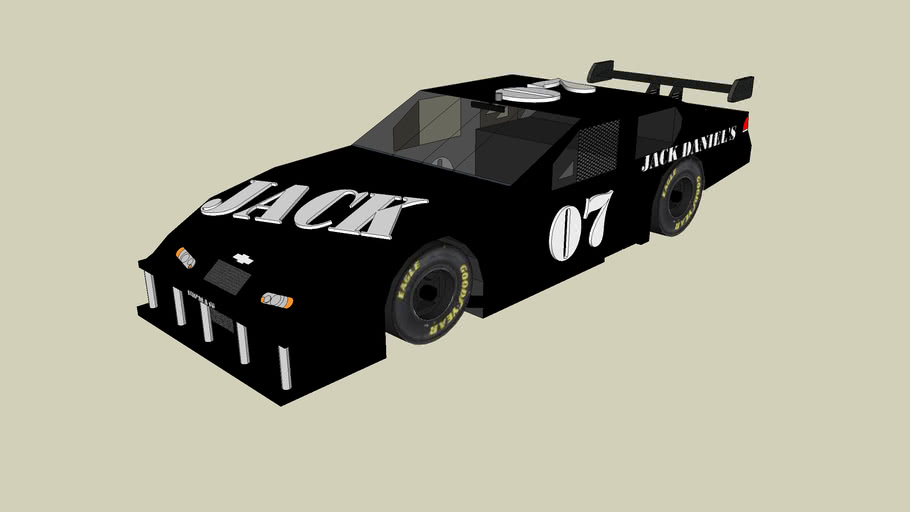 NASCAR CLINT BOWYER COT