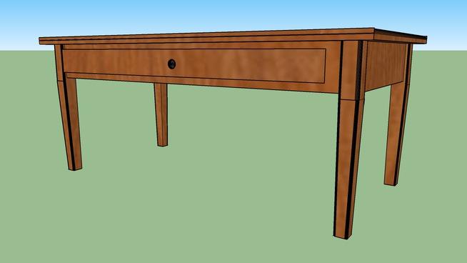 coffee table 24x48