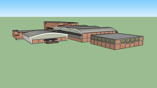 Carmichael Gymnasium Complex