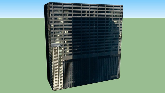 Building in 〒105-7311, Japan
