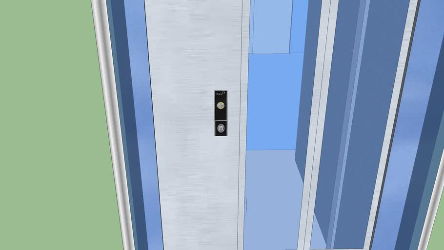 Ascenseur Orona 1015 MRL 3G+