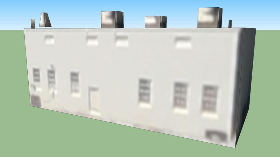 Building 1451, Presidio of San Francisco