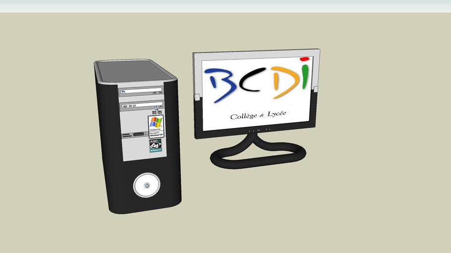 ordinateur monitor Ecran