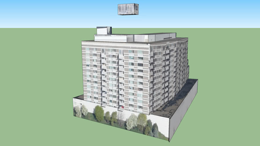 Building in Chicago, IL, USA 2