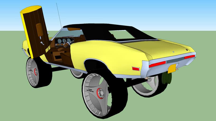Buick Donk