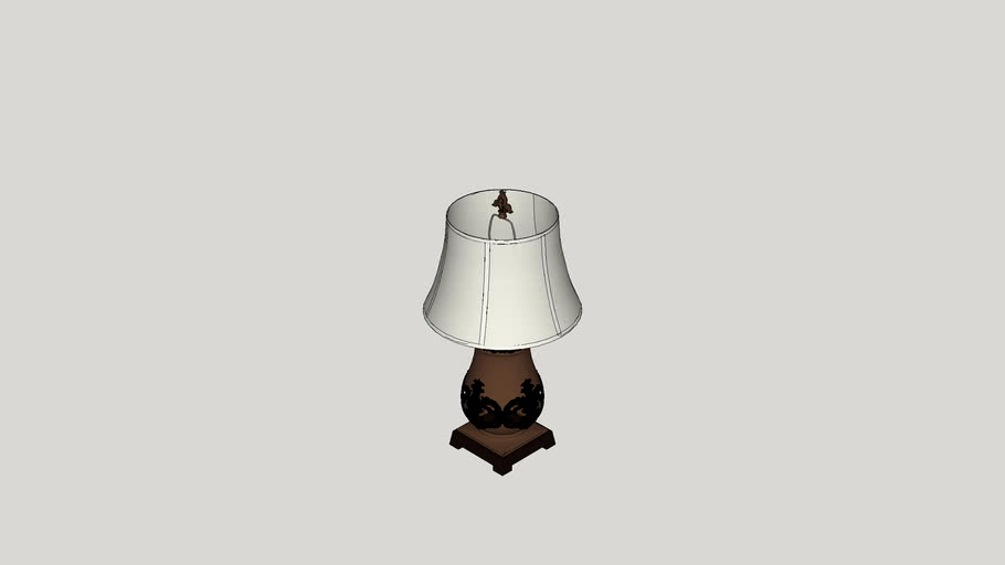 """Portchester 30.5"""" Table Lamp"""