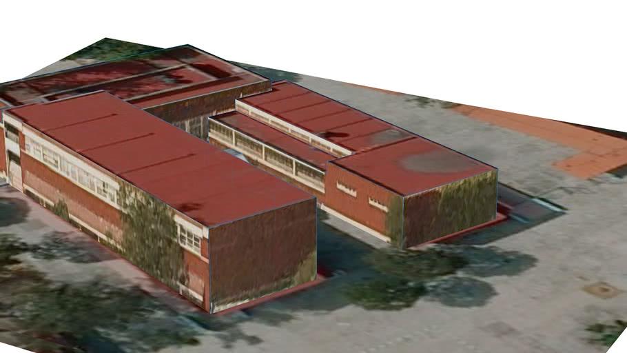 Escuela Primaria El Pipila ed 3 in Ciudad de México, D.F., México