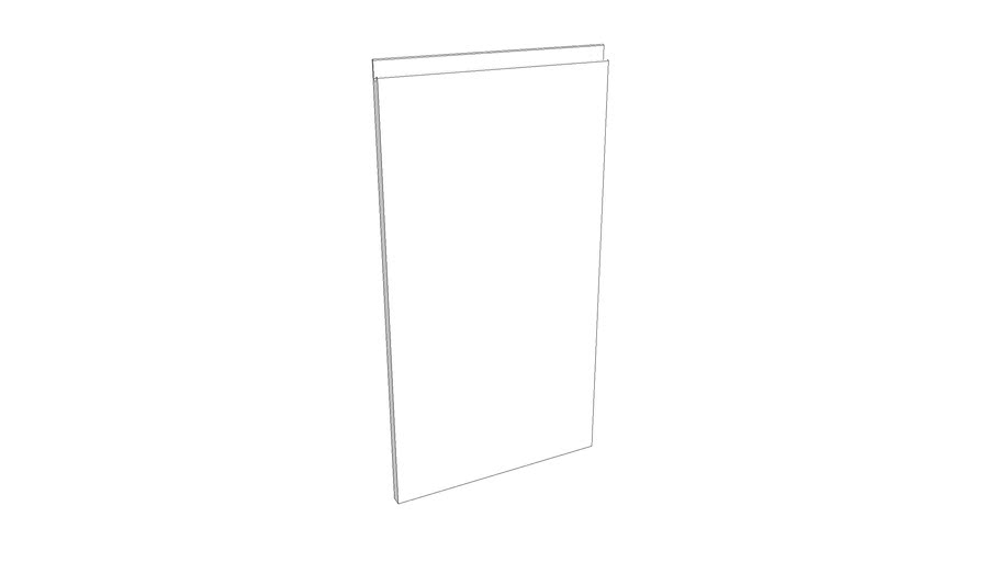 MDF Door usa frezare maner