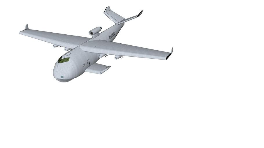 Flying boat fire bomber