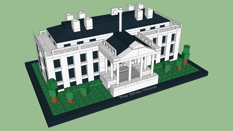 Lego The White House