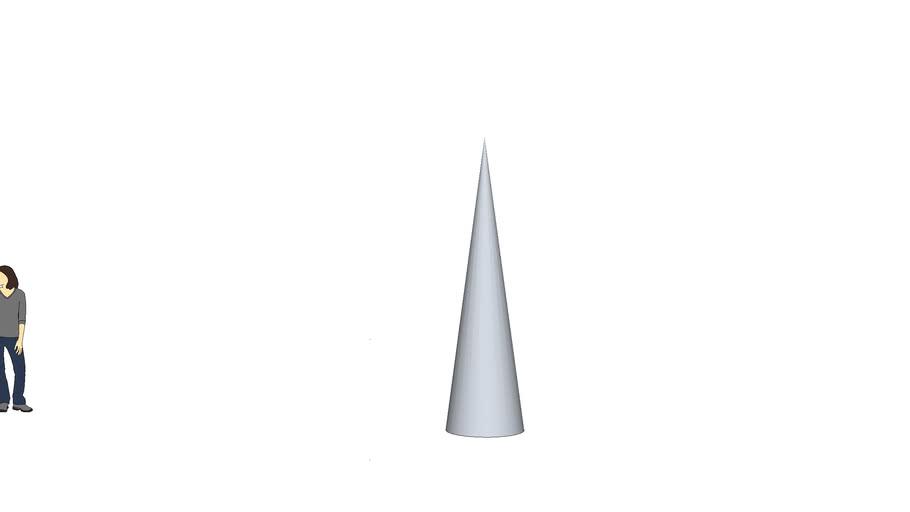 3m Cone