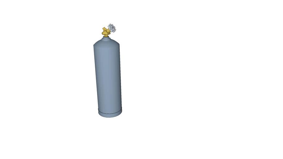 MC Acetylene Cylinder