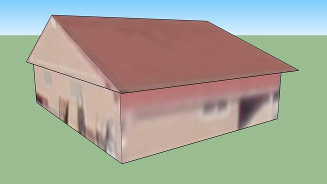 Ēka adresē Albukerke, Ņūmeksika 87114, Amerikas Savienotās Valstis
