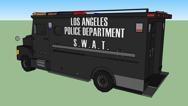 S.W.A.T. Truck 2 POVs