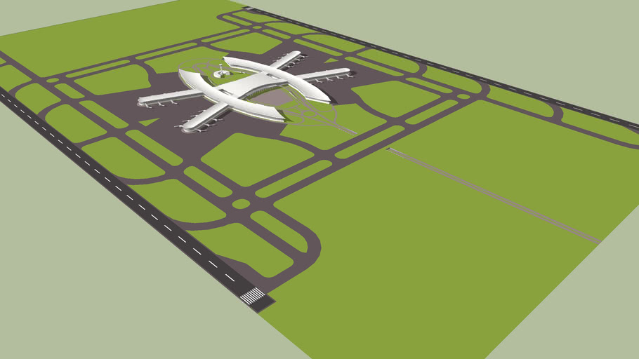 International Airport (CAN+ICN)