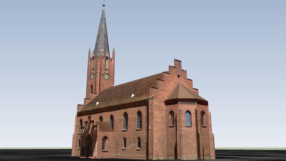 Church of Christ the King, Ostrzeszów, Poland