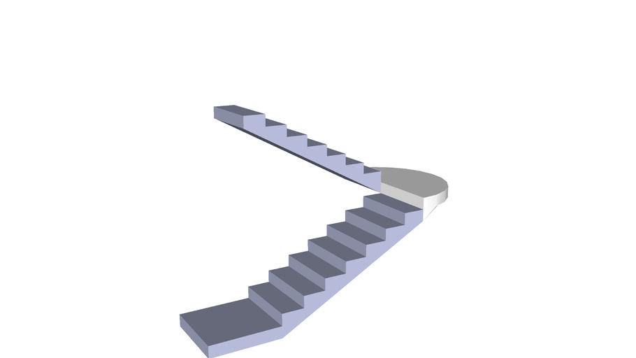 Escada #1