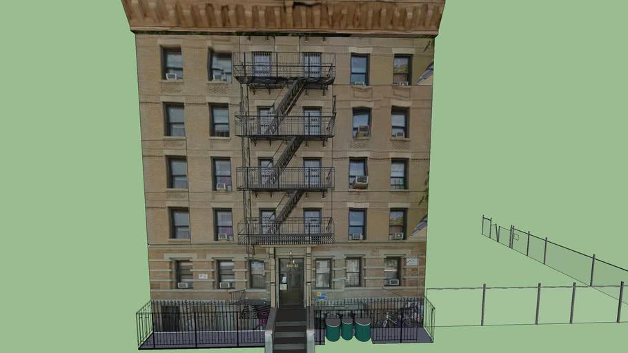830-32 Elton Ave. Building