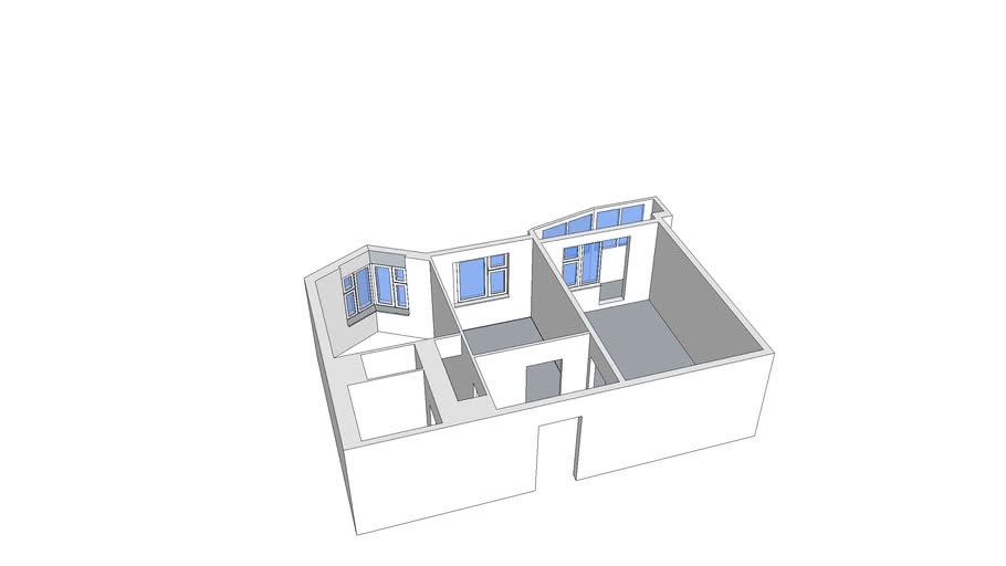 P-44t 2rooms flat