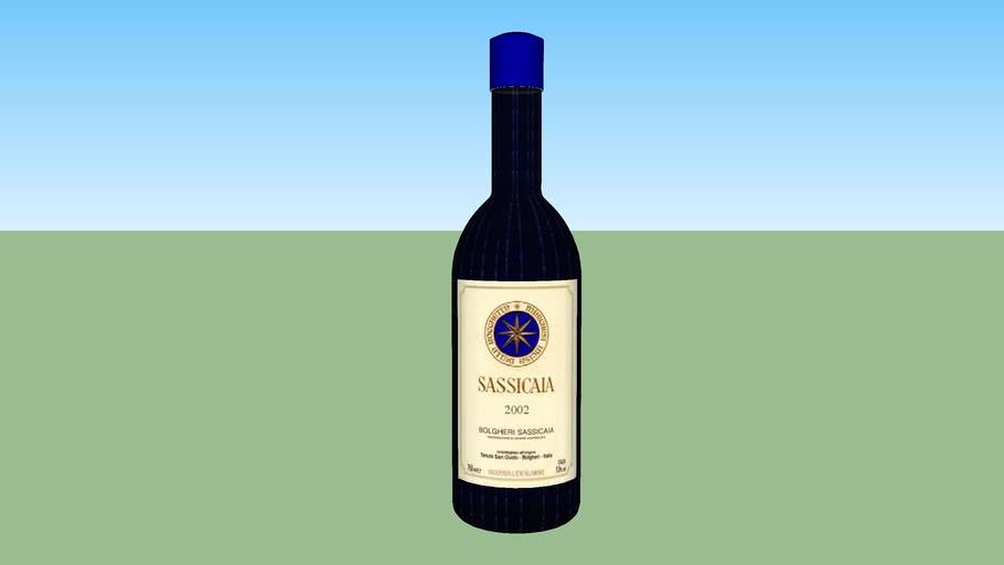 Vinho Italiano Sassicaia