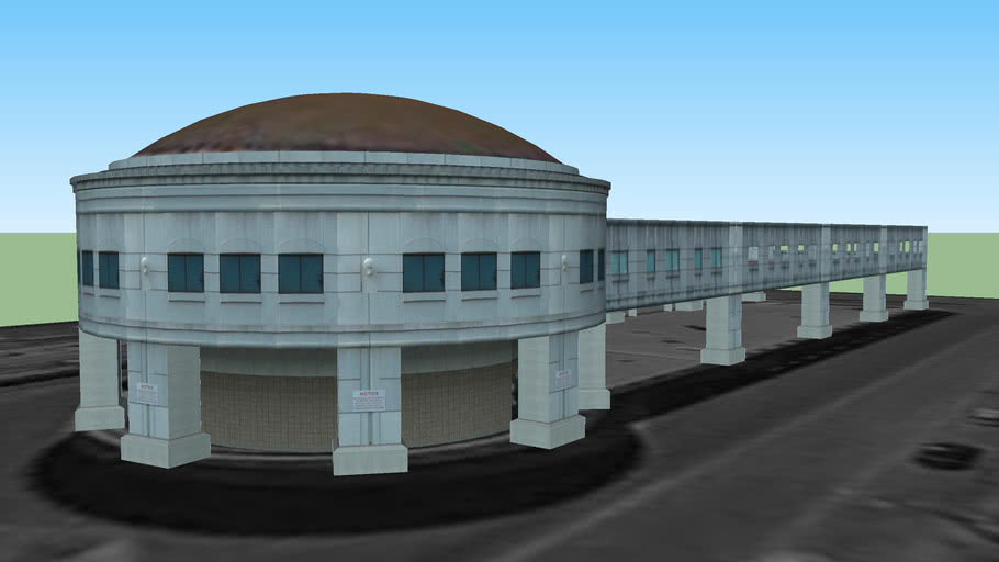 Birmingham Amtrack Station, Birmingham, Al