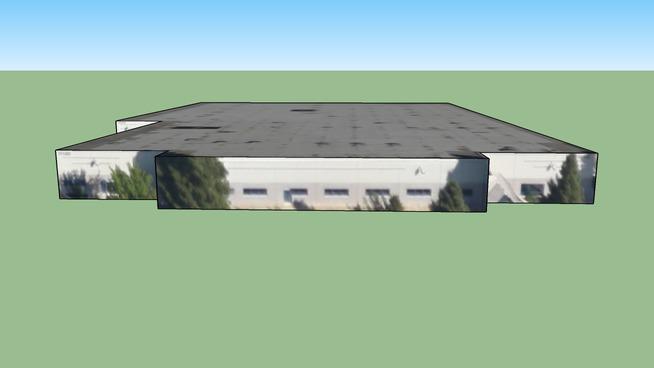 Building in Rancho Cordova, CA, USA