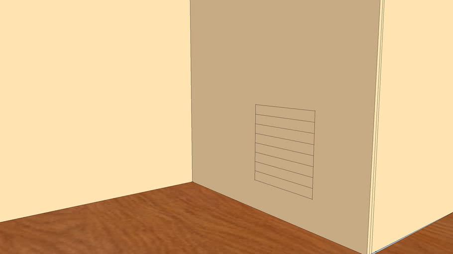 O'Connor Cabinet Design (Single Unit)
