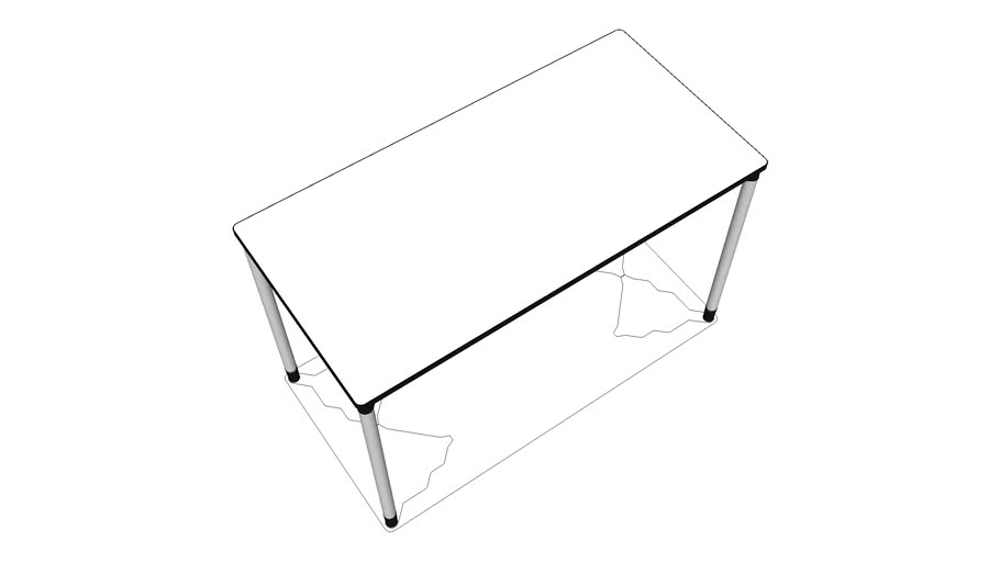 Map Table by Vitra