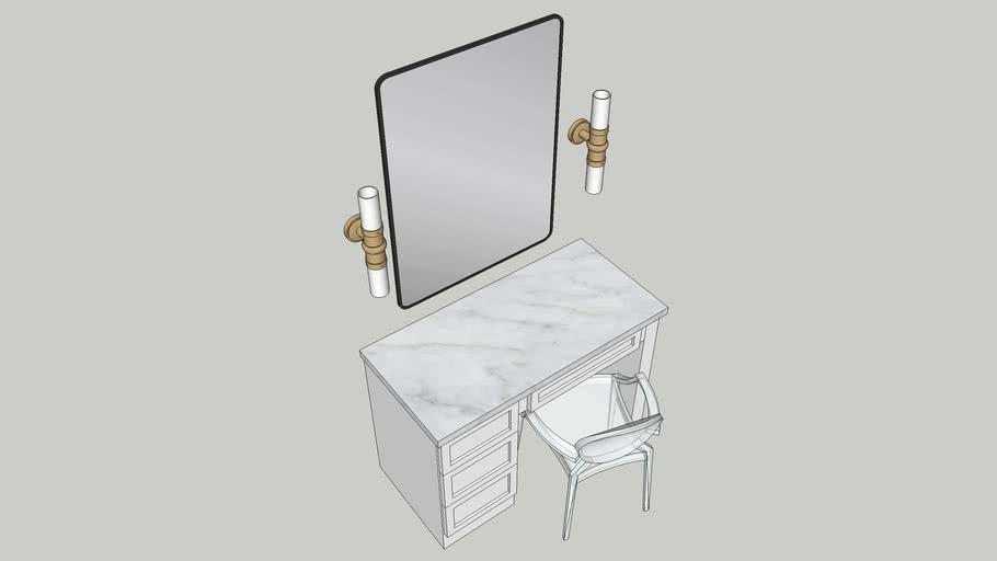 Make up Vanity Area