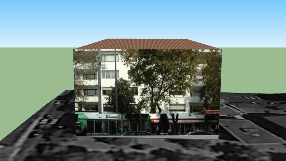 Bağdat Caddesi 2615. Ada Bina 01