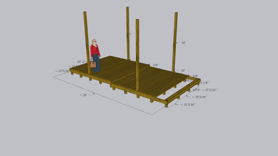 Sideyard DeckFIXED